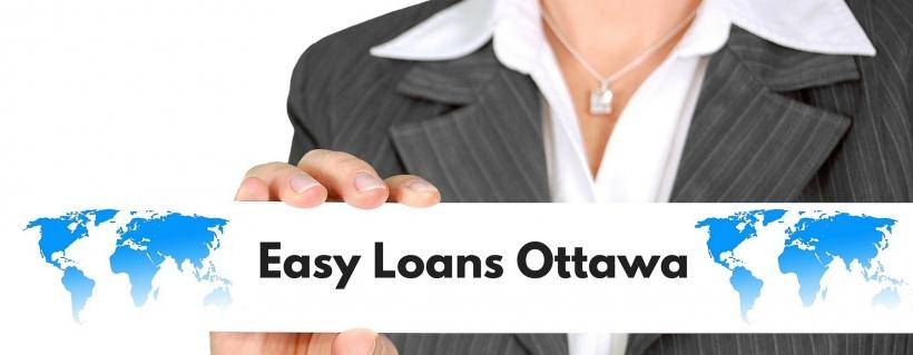 Easy Loans ottawa